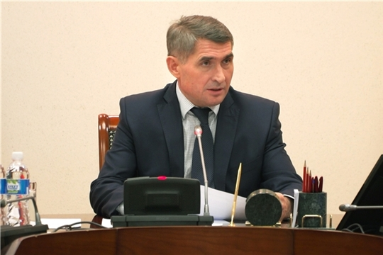 Олег Николаев ужесточил режим повышенной готовности на территории Чувашской Республики