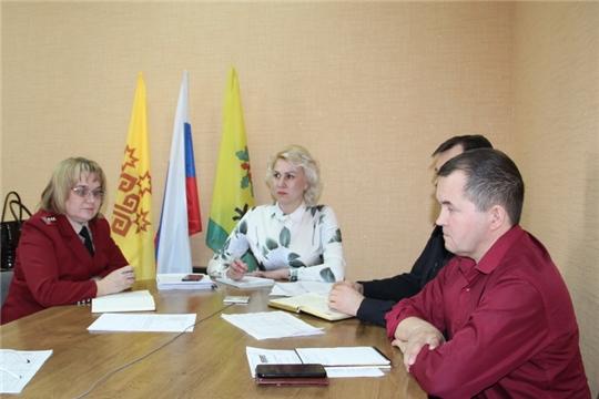 Состоялось очередное заседание оперативного штаба по предупреждению завоза и распространения коронавирусной инфекции