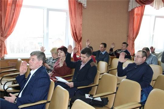Внеочередное 47-ое заседание Собрание депутатов Цивильского района уточнило бюджет на 2020 год
