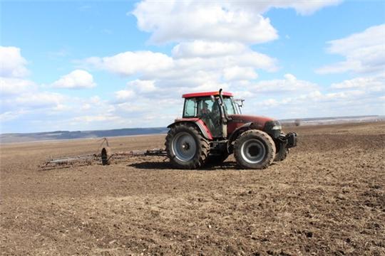 О ходе весенне-полевых работ в хозяйствах Цивильского района
