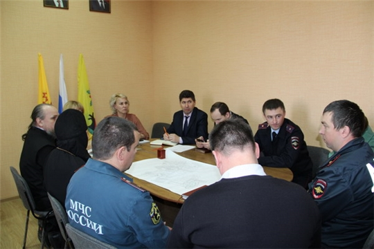 На заседании Оперативного штаба по коронавирусной инфекции обсуждены ограничительные меры в период празднования Пасхи