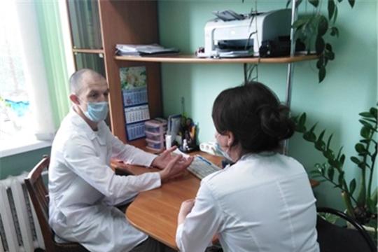 Для сотрудников Цивильской больницы организованы консультации психолога