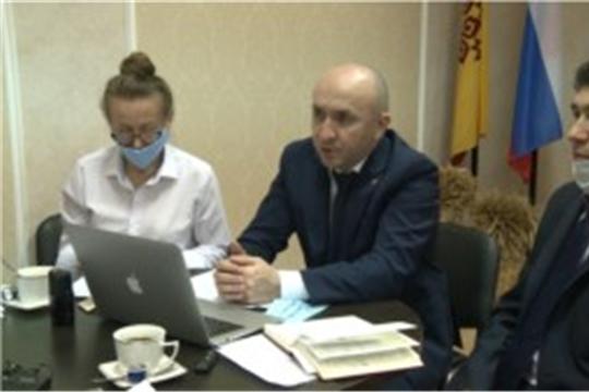 Министр сельского хозяйства Чувашии Сергей Артамонов провел прямую линию из Цивильского района