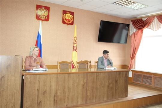 Под председательством главы администрации района состоялось заседание оргкомитета по проведению мероприятий, посвященных 75-летию Победы