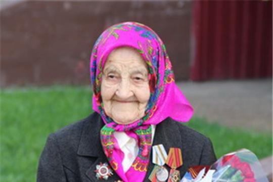 Глава администрации района Сергей Беккер поздравил ветеранов с 75-ой годовщиной Победы в Великой Отечественной войне