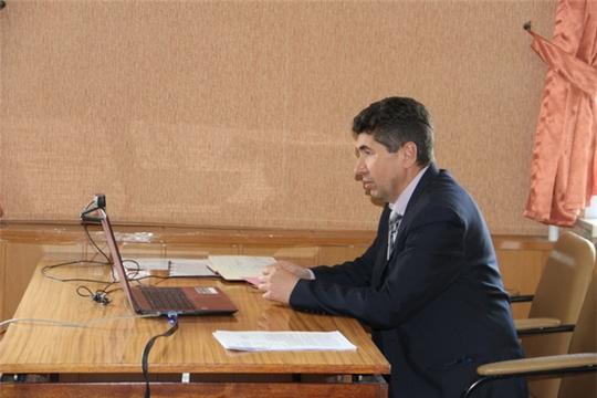 Сергей Беккер провел совещание в режиме видеоконференцсвязи с главами поселений