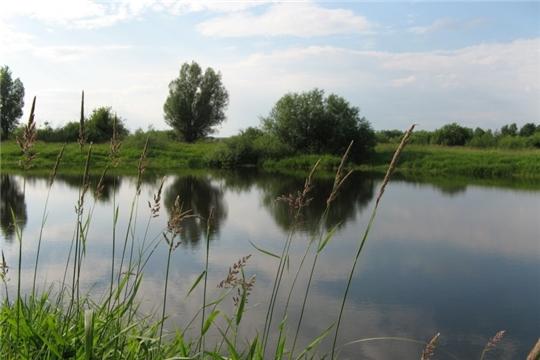 Чувашия – край 754 озер и 2356 рек