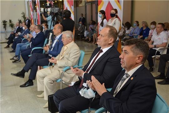 Сергей Беккер принял участие в заседании Высшего экономического совета Чувашии