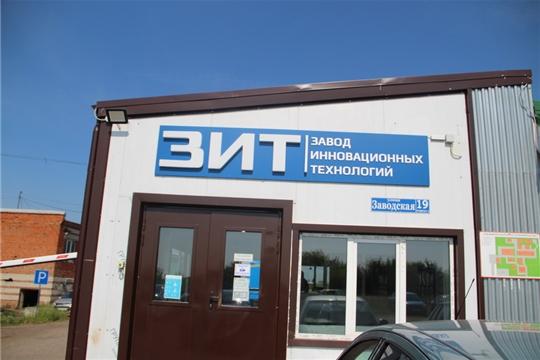 Руководитель Минпромэнерго Чувашии Сергей Лекарев с рабочим визитом посетил Цивильский район