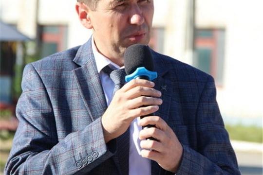 Сергей Беккер поздравил АО «ПМК-8» с профессиональным праздником