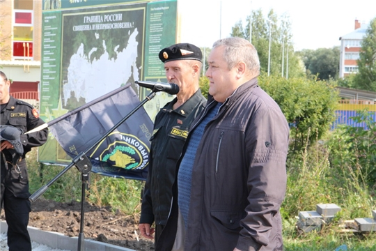 В Цивильском районе состоялось мероприятие, посвященное празднованию Дня танкиста