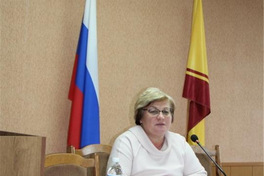 Состоялось заседание Собрания депутатов шестого созыва