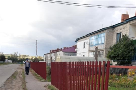 Благоустройство многоквартирных домов  в Чурачикском поселении