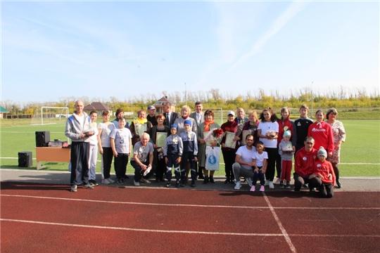 В рамках выездного заседания женсовета Цивильского района в селе Чурачики состоялось спортивное мероприятие «Папа, мама, я - спортивная семья!»