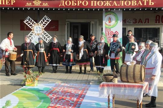 В Цивильском районе отметили День работника сельского хозяйства и перерабатывающей промышленности
