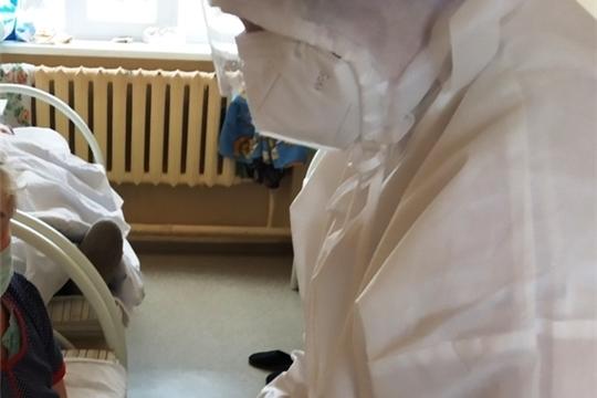 Герои нашего времени: старшие медсестры Цивильской ЦРБ рассказали о работе в COVID-госпитале