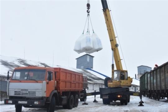 В Продовольственном фонде Чувашской Республики полным ходом идет подготовка к весенним полевым работам 2021 года
