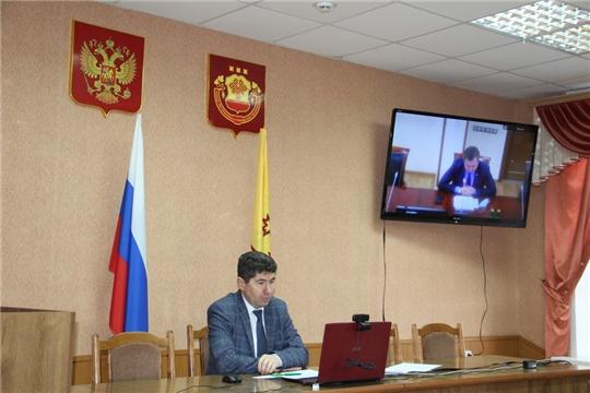 Состоялось очередное заседание оперативного штаба по предупреждению и распространению новой коронавирусной инфекции